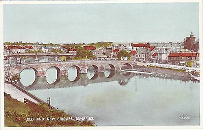 Old & New Bridges, DUMFRIES, Dumfriesshire