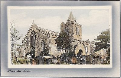 The Church, HAWARDEN, Flintshire