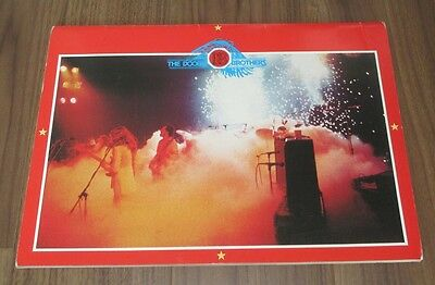 THE DOOBIE BROTHERS 1976 JAPAN debut tour book OTHERS LISTED Mike McDonald