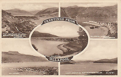 Multiview, ULLAPOOL, Ross-shire