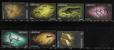 Lesotho 1968 Protection of rock paintings MNH A709