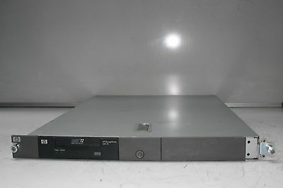 HP A7445B 1U Rackmount Tape Drive Enclosure + Plasmon UDO301 30GB Tape Drive