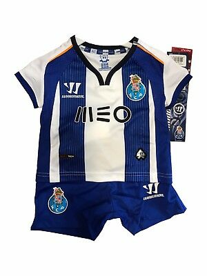 FC Porto Trikot Set Kids jersey full kit Gr. 68 , 3/6 M Home Warrior