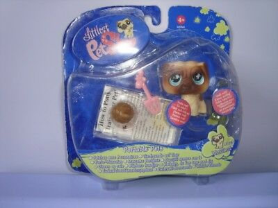 LITTLEST PET SHOP MESSIEST 623 DOG CANE HASBRO FIGURE PUPAZZO bambola toy PUPPY