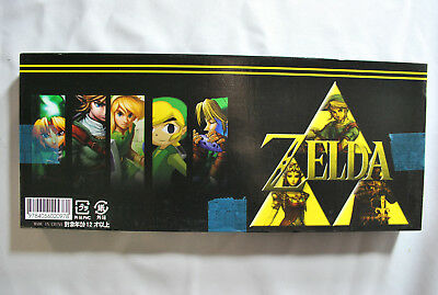 Zelda Twilight Shield & Master Sword Keychain Collection Box 2016 22 pcs (Red)