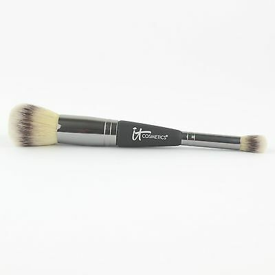 IT Cosmetics Heavenly Luxe #7 Complexion Perfection conceal Dual Ended Brush UK