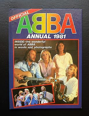 Official Abba Annual 1981, Polarmusic International