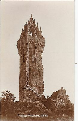 Wallace Monument, STIRLING, Stirlingshire RP