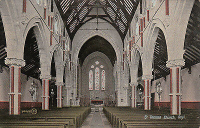 St. Thomas Church, RHYL, Flintshire