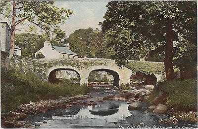 The Old Bridge, ROSTREVOR, County Down, Ulster