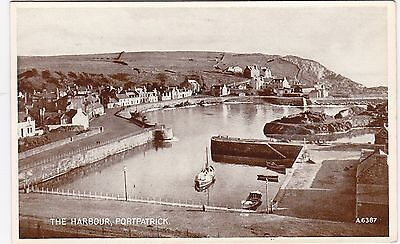 The Harbour, PORTPATRICK, Wigtownshire