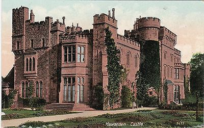 Hawarden Castle, HAWARDEN, Flintshire