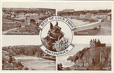 Scotty Dog Multiview, PORTPATRICK, Wigtownshire