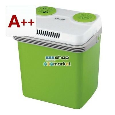 SEVERIN KB 2922 20L Electric Green,Grey cool box 58 W - A++ - 35 dB - 4 k KB2922