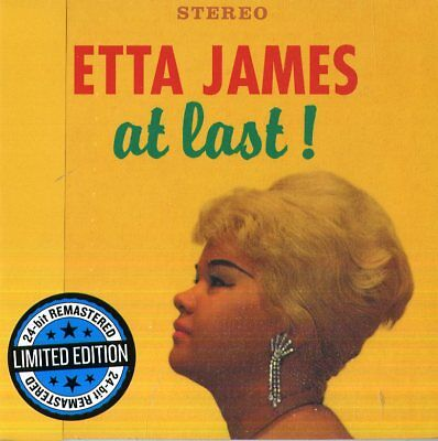 Etta James - At Last / Second Time.. - Cd