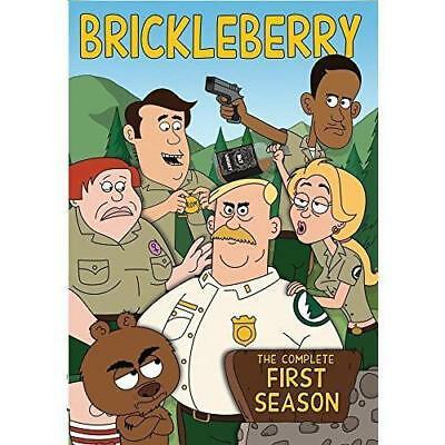 Brickleberry: The Complete First Season 1 (DVD, 2013, 2-Disc Set)