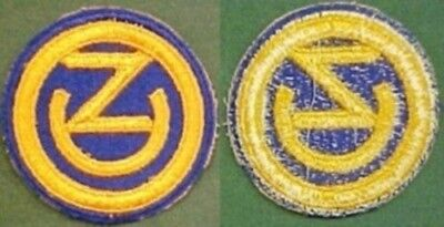 WW2 102nd Ozark Infantry Division Patch
