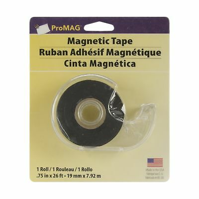 Magnum Magnetics-Corporation ProMAG 3/4-Inch Thin Magnetic Tape with Dispense...