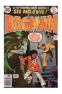 Ragman #3 (Dec 1976-Jan 1977, DC)