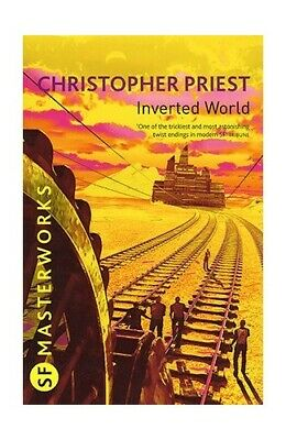 Inverted World by Priest, Christopher Book The Cheap Fast Free Post