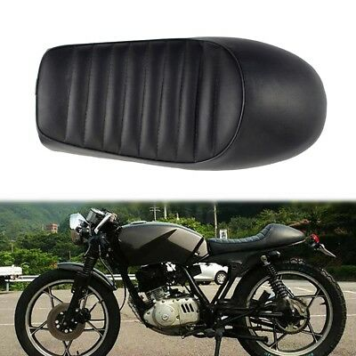 Brand New Hump Retro 53cm Saddle Cafe Racer Seat Cushion Mat for CG125.