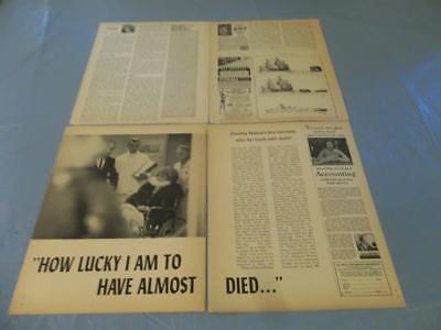 Dorothy Malone lucky  clipping  #305