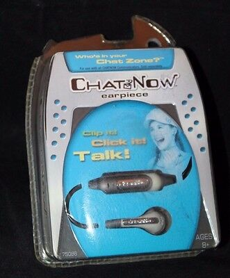 Hasbro Tiger Electronics Chat Now Earpiece