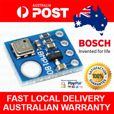 Bosch BMP180 Replaces BMP085 Digital Barometric Pressure Sensor Board Module