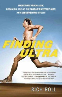 Finding Ultra by Rich Roll 9780307952202 (Paperback, 2013)