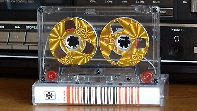 Hand made Reel to Reel Cassette Cassettes Audio Tape Tapes
