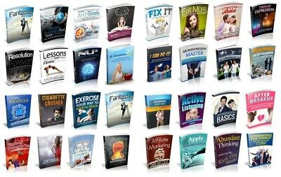 BEST SERIES - 1900+ Quality  eBooks with Resell Rights ( in PDF format )