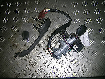 D2 Land Rover Discovery lock set ignition switch with key and door handle