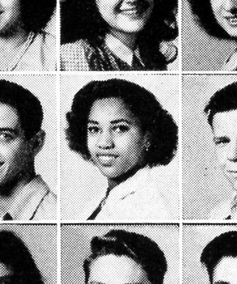 TONI MORRISON School Yearbook Chloe Wofford BEST YEARS of OUR LIVES 3 Pictures