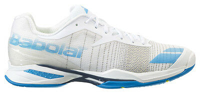 Babolat Jet All Court Blanche / Bleue Chaussure Tennis