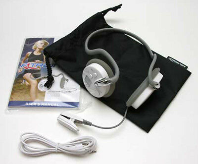 iTAMi Fitrainer Sport Headphones - Virtual Fitness Trainer & Heart Rate Monitor