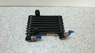 OIL COOLER RADIATOR DUCATI MONSTER 696 1100 M796 2010-2013 (o)