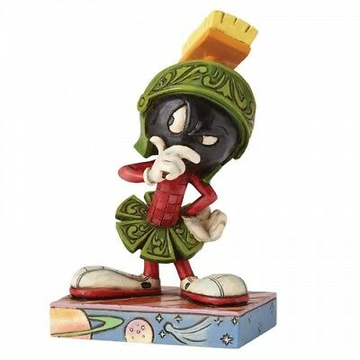 Looney Tunes by Jim Shore Marvin The Martian Figurine BRAND NEW - UK Seller