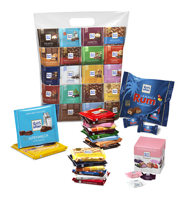 Ritter Sport A-Sorted mix bar mini cube 1,5 kg 1500g