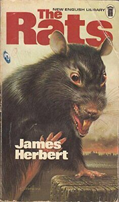 Rats, The by Herbert, James Book The Cheap Fast Free Post