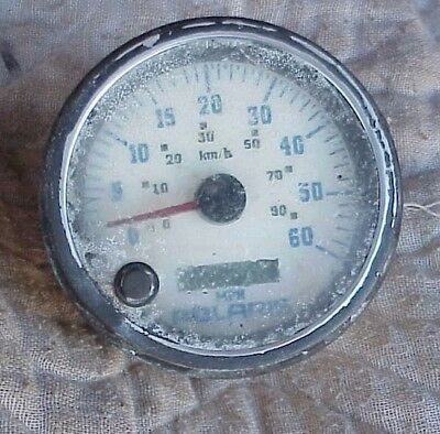 POLARIS SPEEDOMETER 99 - 02 Sportsman speedo 3280363 six pulse 4x4 Scrambler