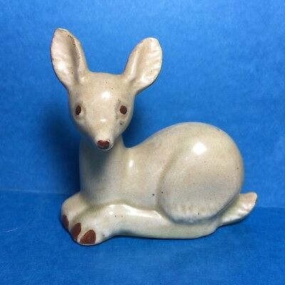 Vintage Ceramic Fawn/ Doe/Deer Figurine  #7