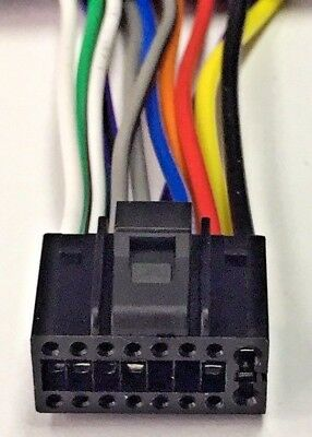 KENWOOD ORIGINAL WIRING Harness Ddx672Bh Ddx773Bh Ddx793 ... on