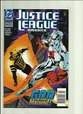 JUSTICE LEAGUE OF AMERICA   86 -March  1994