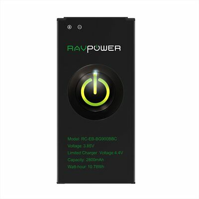 Galaxy S5 Battery RAVPower 2800mAh Replacement Battery for Samsung Galaxy S5