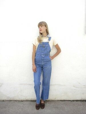 Vintage Reformation style OshKosh Denim Overalls Small