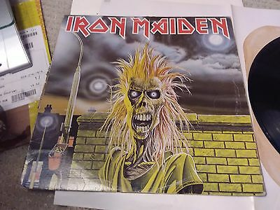 Iron Maiden  - Record