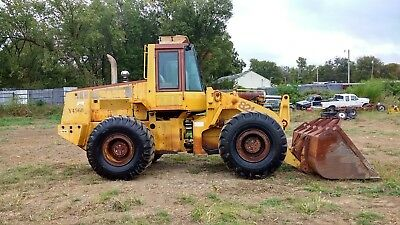 821 Case Wheel Loader RUNS GREAT Only 4013 Original Hours