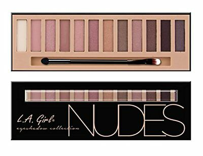 L.A. LA Girl Eyeshadow Collection - Nudes