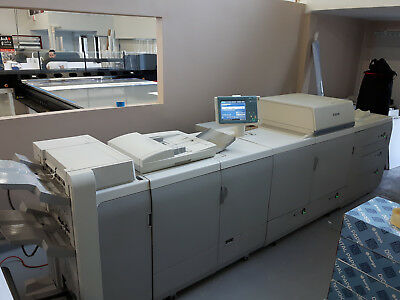 Canon ImagePRESS C7000VP - Booklet Maker ImagePRESS Server 3000 Canon Maintained