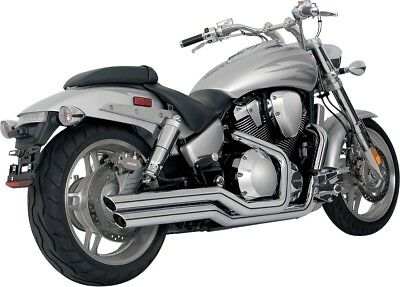 Vance & Hines Big Shots Staggered Exhaust System 18417